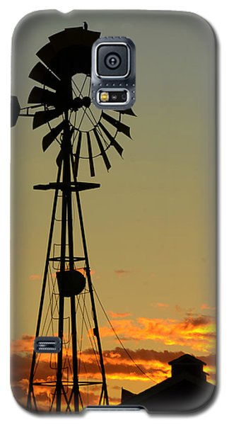 Morning At The Farm Galaxy S5 Case