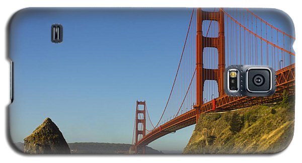 Morning At The Golden Gate Galaxy S5 Case