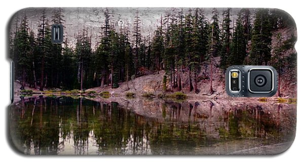 Morning At The Lake Galaxy S5 Case