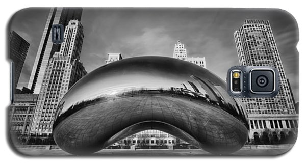 Morning Bean In Black And White Galaxy S5 Case by Sebastian Musial