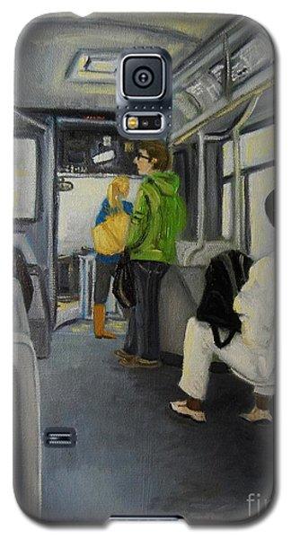 Morning Bus Galaxy S5 Case