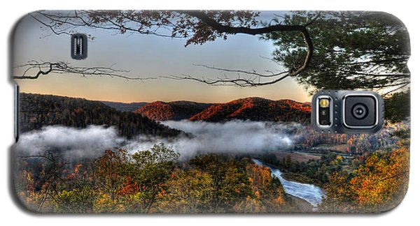 Morning Cheat River Valley Galaxy S5 Case