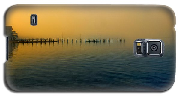 Morning Comes On The Bay Galaxy S5 Case