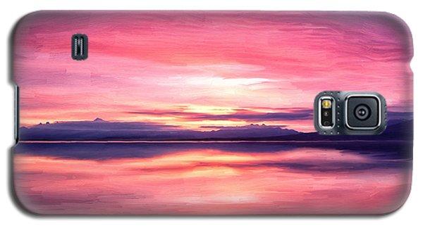 Morning Dawn Galaxy S5 Case by Michael Pickett