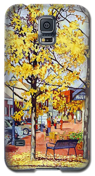 Morning Delivery Galaxy S5 Case