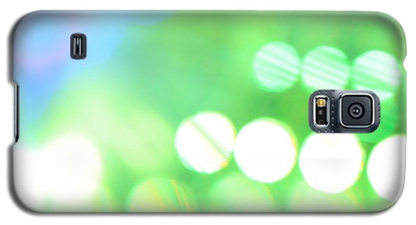 Galaxy S5 Case featuring the photograph Morning Dew by Dazzle Zazz