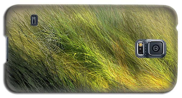 Galaxy S5 Case featuring the digital art Morning Dew Drops by Aaron Blaise