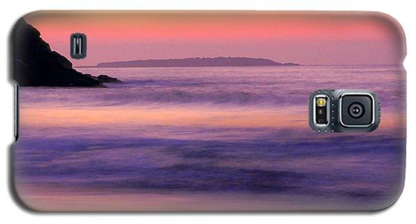 Morning Dream Singing Beach Galaxy S5 Case