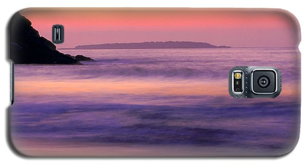 Morning Dream Singing Beach Galaxy S5 Case
