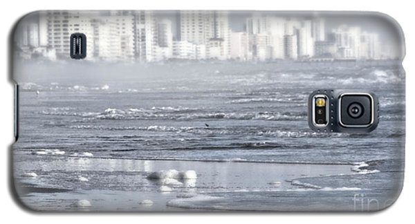 Galaxy S5 Case featuring the photograph Morning Dreams In Daytona by Janie Johnson