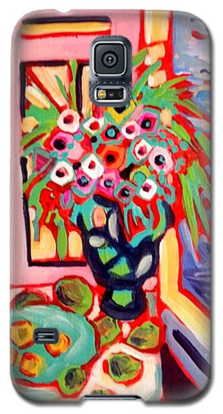 Morning Floral Galaxy S5 Case