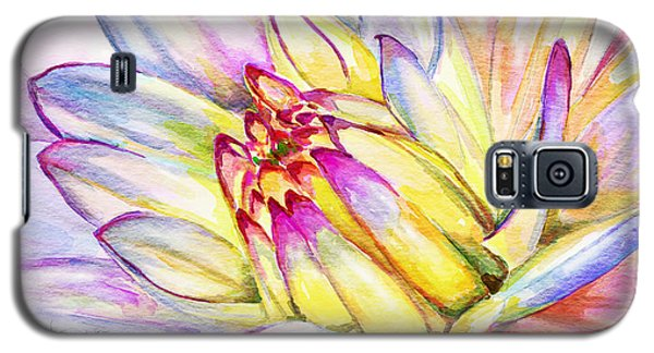 Morning Flower Galaxy S5 Case