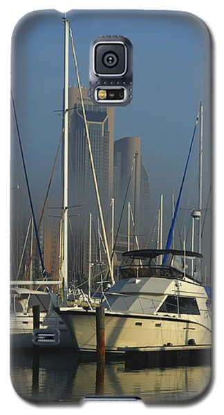 Morning Fog Ll Galaxy S5 Case by Leticia Latocki