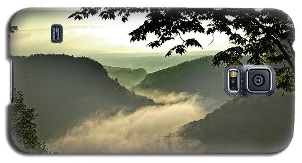 Morning Fog Galaxy S5 Case by Richard Engelbrecht