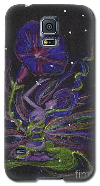 Morning Glory Galaxy S5 Case by Dawn Fairies