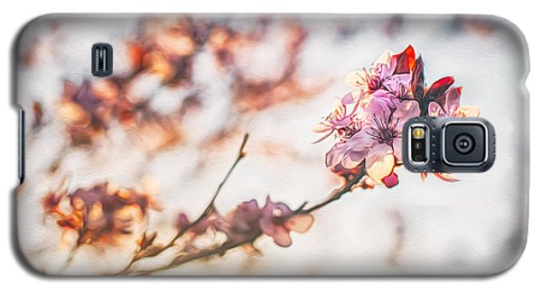Galaxy S5 Case featuring the photograph Morning Glory by Joshua Minso