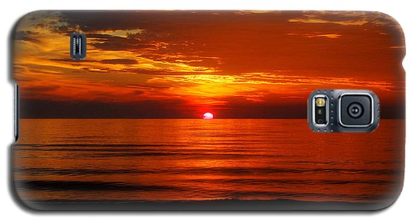 Morning Glory Galaxy S5 Case by Mim White