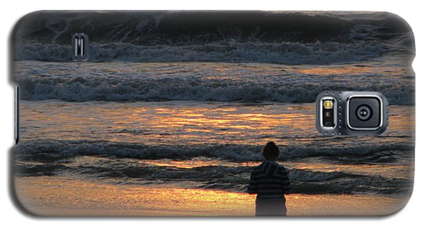 Galaxy S5 Case featuring the photograph Morning Has Broken by Greg Patzer