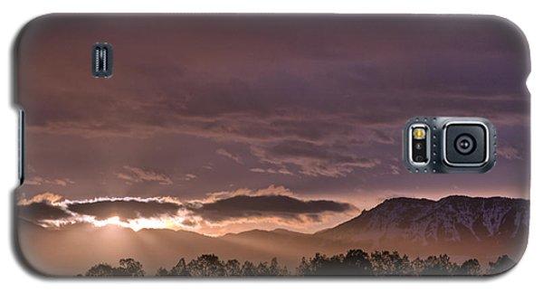Morning Haze Galaxy S5 Case