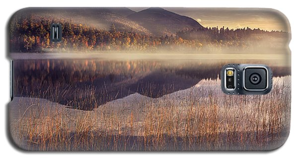 Mountain Galaxy S5 Case - Morning In Adirondacks by Magda  Bognar