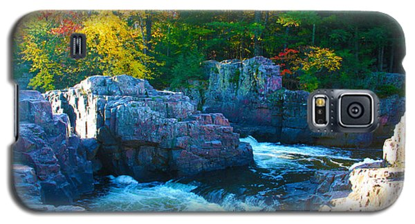 Morning In Eau Claire Dells Galaxy S5 Case