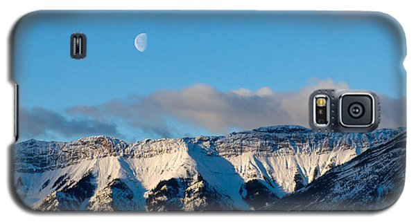 Morning In Mountains Galaxy S5 Case