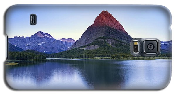 Morning In The Mountains Galaxy S5 Case