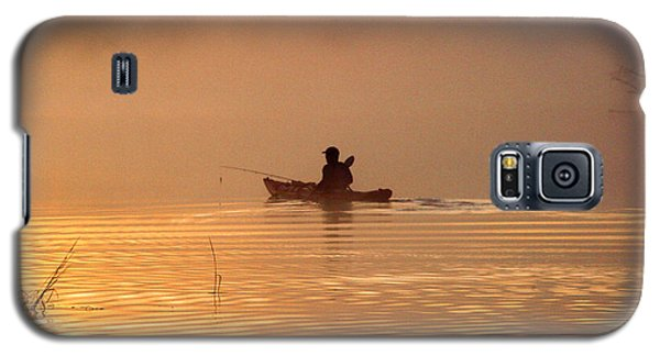 Morning Launch Galaxy S5 Case by Butch Lombardi