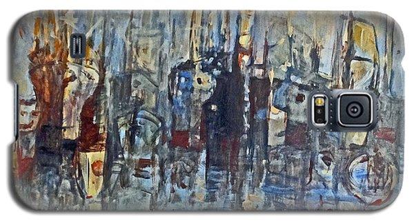 Morning Light Galaxy S5 Case by Jessamine Barron