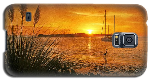 Morning Light - Florida Sunrise Galaxy S5 Case