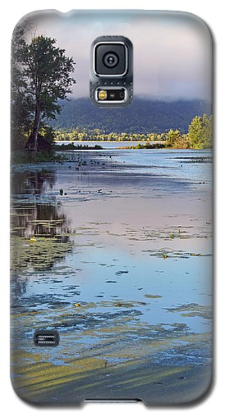 Morning Light On The Mississippi Galaxy S5 Case