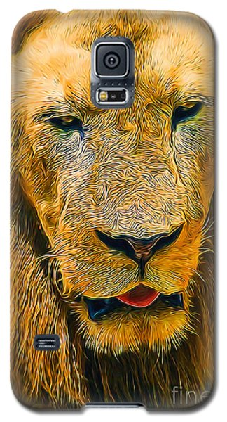 Morning Lion Galaxy S5 Case