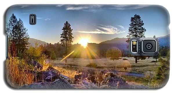 Morning Magic Galaxy S5 Case
