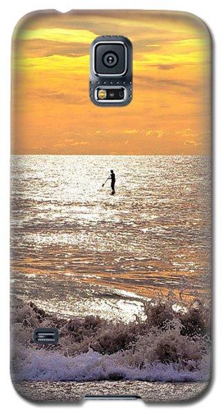 Sunrise Solitude Galaxy S5 Case