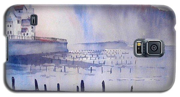 Morning Mist At Sandsend Galaxy S5 Case