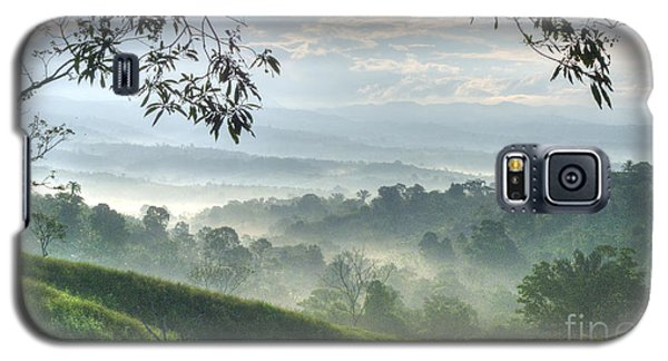 Morning Mist Galaxy S5 Case by Heiko Koehrer-Wagner