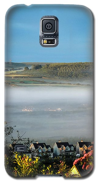 Morning Mist Over Lissycasey Galaxy S5 Case