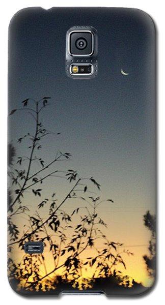 Morning Moonshine Galaxy S5 Case by Carla Carson
