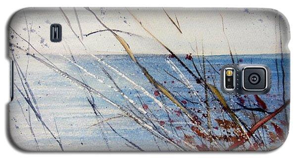 Morning On Lake Michigan Galaxy S5 Case