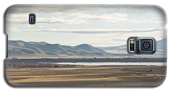 Morning On Shugru Hill Galaxy S5 Case