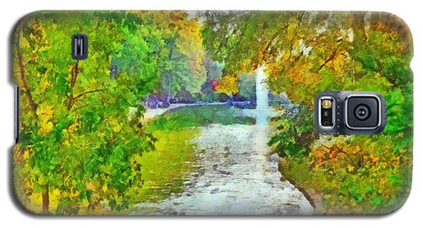 Mirror Lake. The Ohio State University Galaxy S5 Case