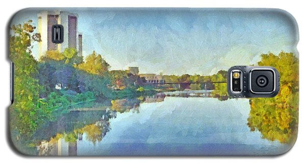 Towers On The Olentangy. The Ohio State University Galaxy S5 Case