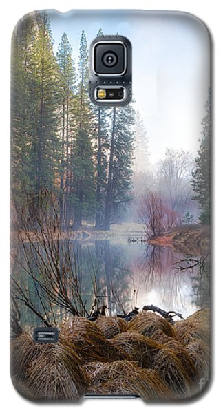 Morning On The Merced Galaxy S5 Case