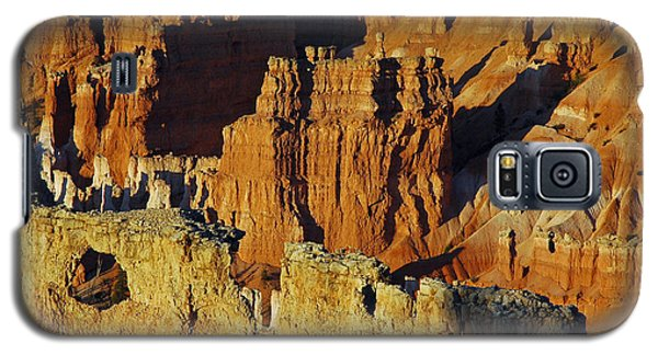 Morning Oranges And Shadows In Bryce Canyon Galaxy S5 Case