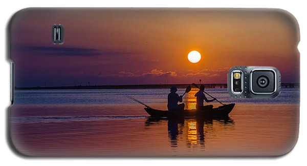 Morning Outing Galaxy S5 Case by RC Pics
