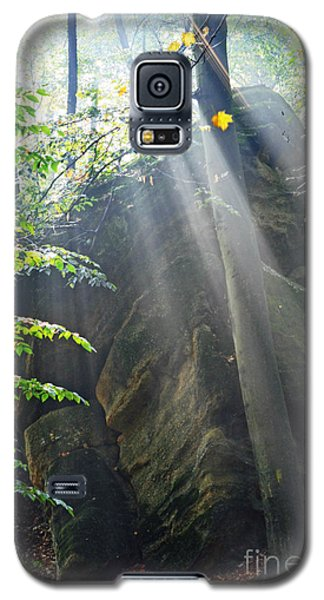 Morning Rays Galaxy S5 Case