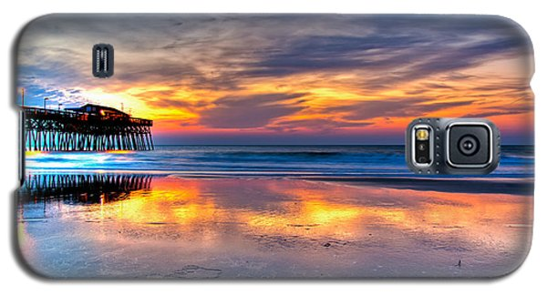 Morning Reflections Galaxy S5 Case