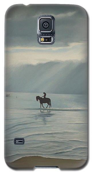 Morning Ride Galaxy S5 Case
