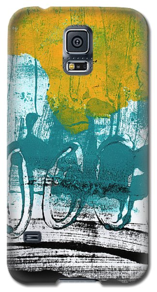 Morning Ride Galaxy S5 Case by Linda Woods