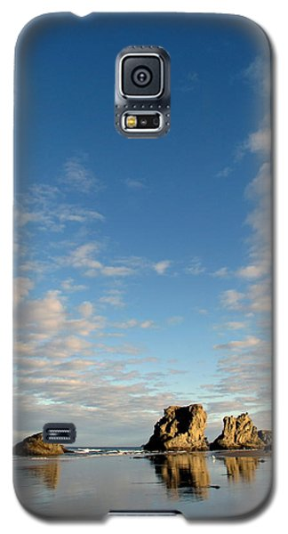 Morning Rocks Galaxy S5 Case by Suzy Piatt